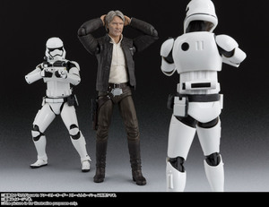 S.H.Figuarts ハン・ソロ(STAR WARS: The Force Awakens) 07