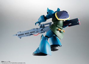 ROBOT魂 <SIDE MS> MS-14A ガトー専用ゲルググ ver. A.N.I.M.E. 07