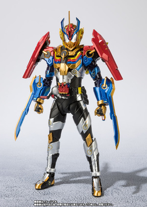 S.H.Figuarts 仮面ライダーグリスパーフェクトキングダム 03