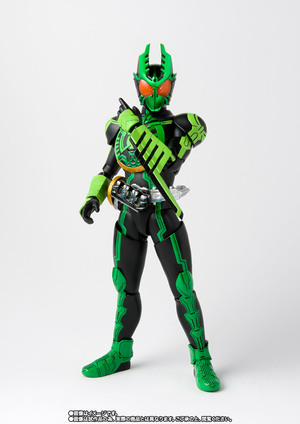 S.H.Figuarts(真骨彫製法) 仮面ライダーオーズ ガタキリバ コンボ 04