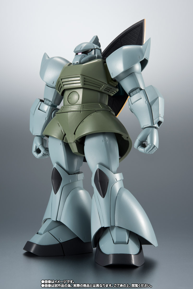 ROBOT魂 ver. A.N.I.M.E. <SIDE MS> MS-14A 量産型ゲルググ ver. A.N.I.M.E. ~ファーストタッチ3500~ 02