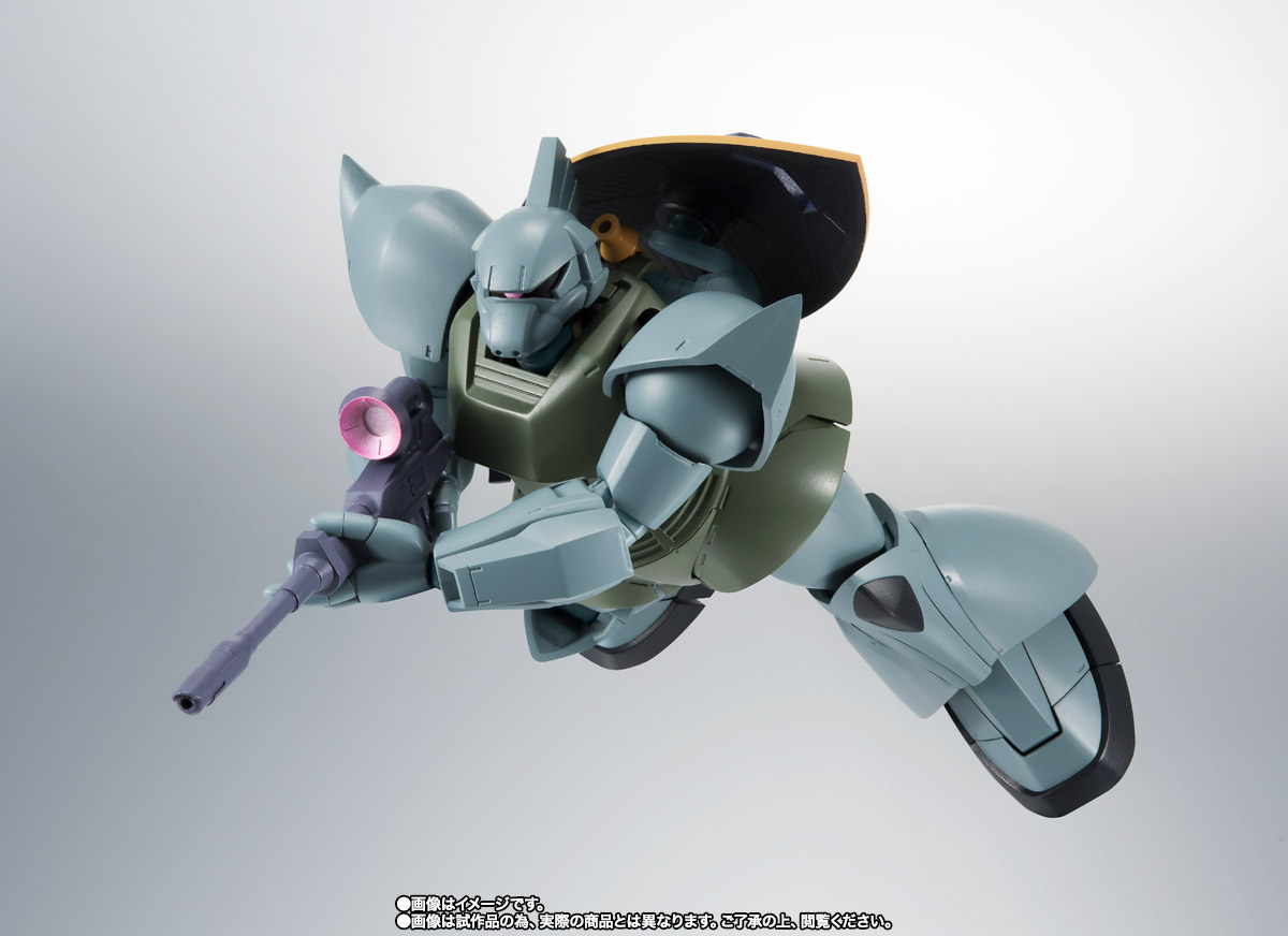 ROBOT魂 ver. A.N.I.M.E. <SIDE MS> MS-14A 量産型ゲルググ ver. A.N.I.M.E. ~ファーストタッチ3500~ 05