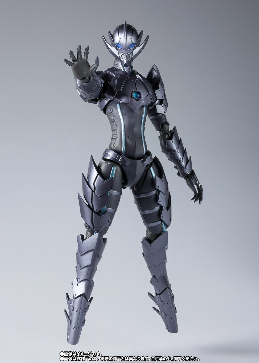 S.H.Figuarts BEMLAR -the Animation- 02
