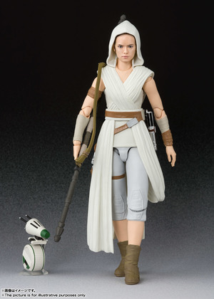 S.H.Figuarts レイ & D-O(STAR WARS: The Rise of Skywalker) 01