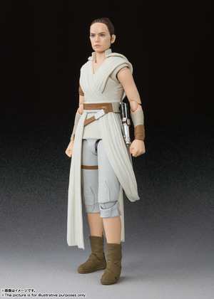 S.H.Figuarts レイ & D-O(STAR WARS: The Rise of Skywalker) 02