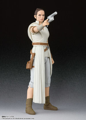 S.H.Figuarts レイ & D-O(STAR WARS: The Rise of Skywalker) 03