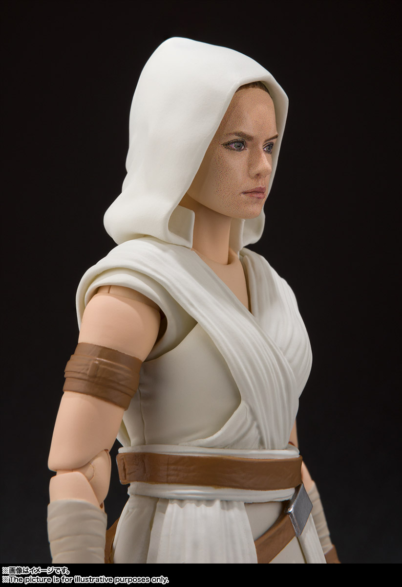 S.H.Figuarts レイ & D-O(STAR WARS: The Rise of Skywalker) 05