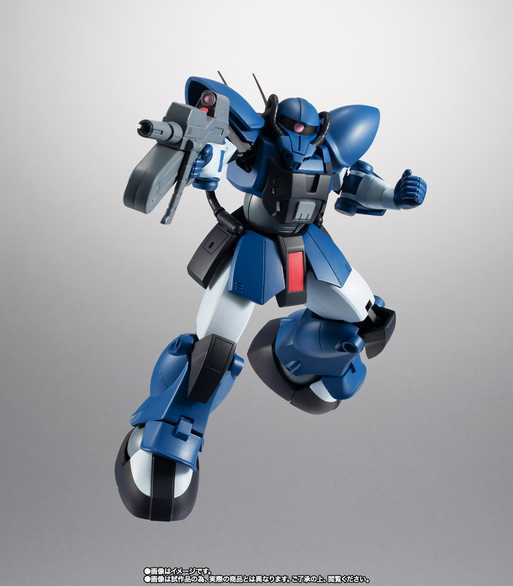ROBOT魂 <SIDE MS> MS-11 アクト・ザク ver. A.N.I.M.E. 02