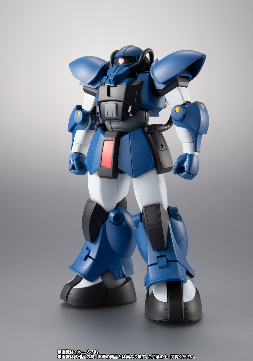ROBOT魂 <SIDE MS> MS-11 アクト・ザク ver. A.N.I.M.E. 03