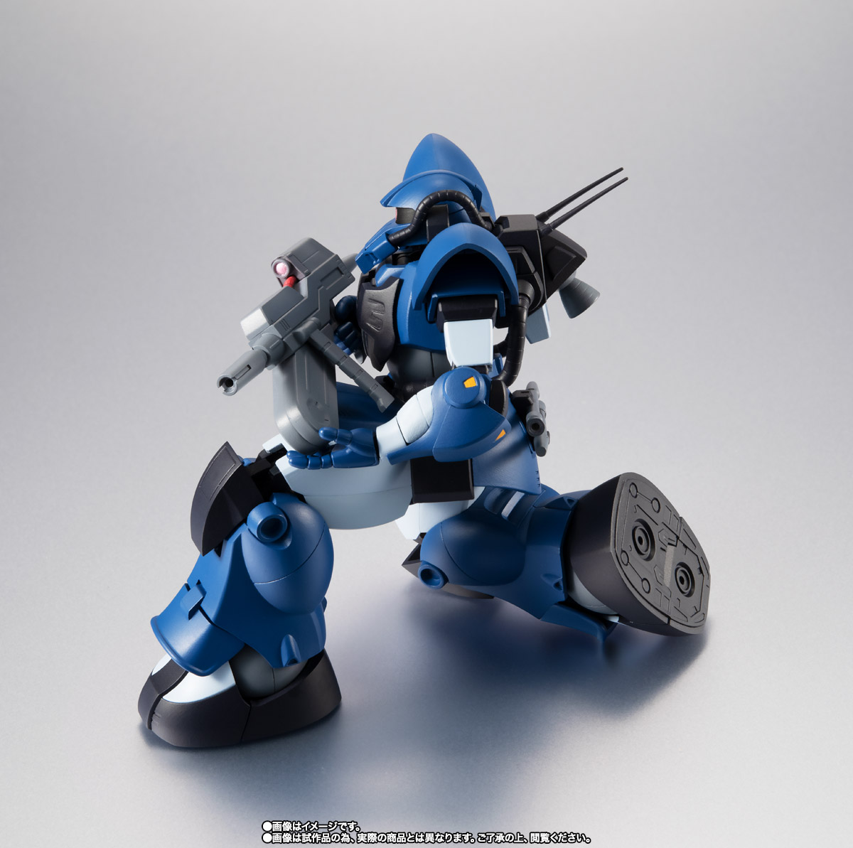 ROBOT魂 <SIDE MS> MS-11 アクト・ザク ver. A.N.I.M.E. 07
