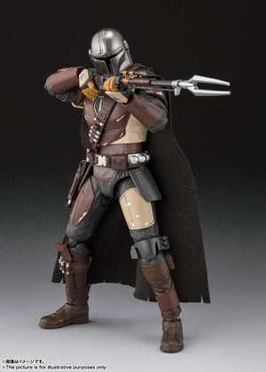 S.H.Figuarts ザ・マンダロリアン(STAR WARS: The Mandalorian) 03