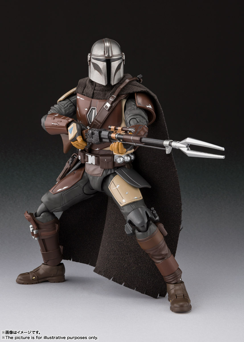 S.H.Figuarts ザ・マンダロリアン(STAR WARS: The Mandalorian) 04