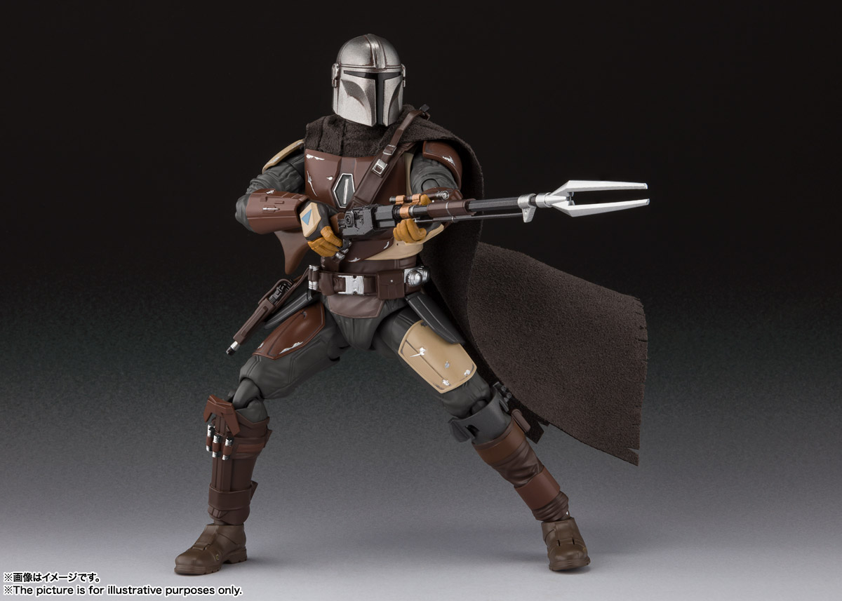 S.H.Figuarts ザ・マンダロリアン(STAR WARS: The Mandalorian) 05