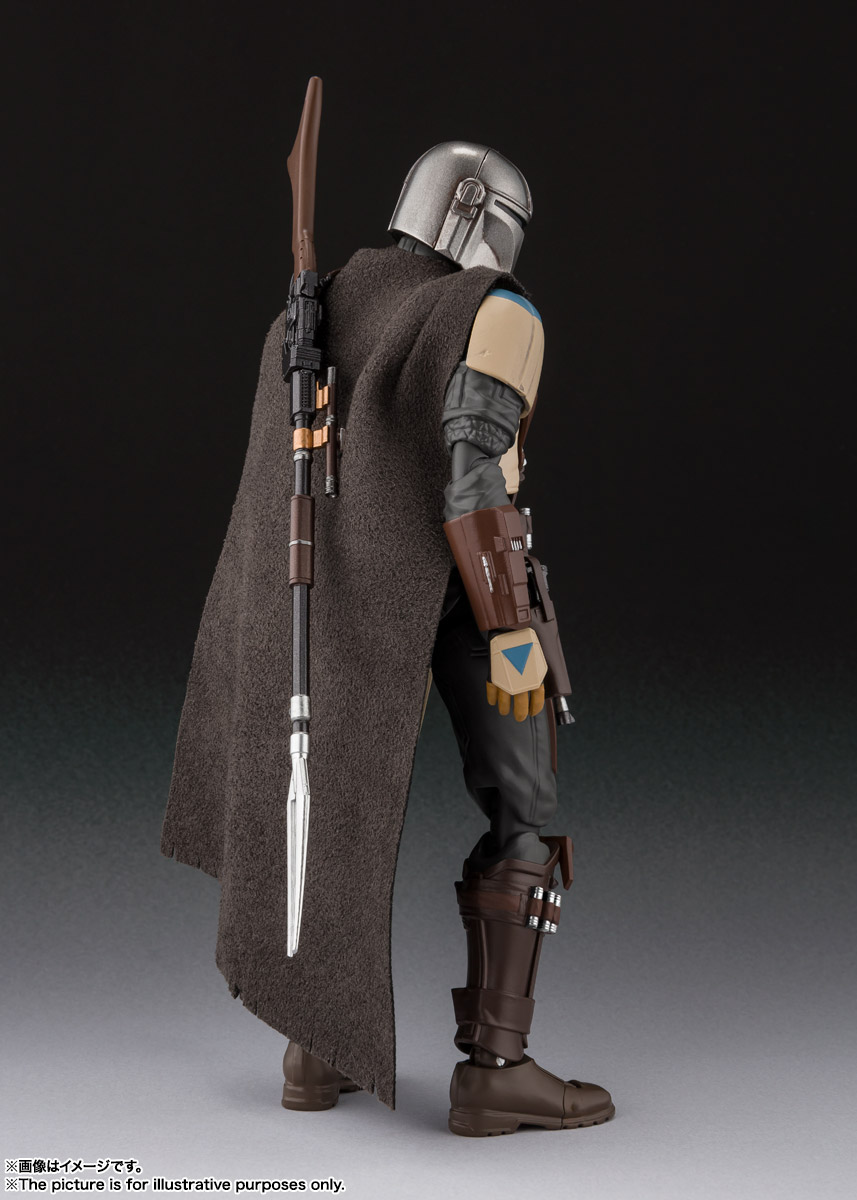 S.H.Figuarts ザ・マンダロリアン(STAR WARS: The Mandalorian) 06