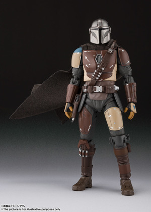 S.H.Figuarts ザ・マンダロリアン(STAR WARS: The Mandalorian) 07