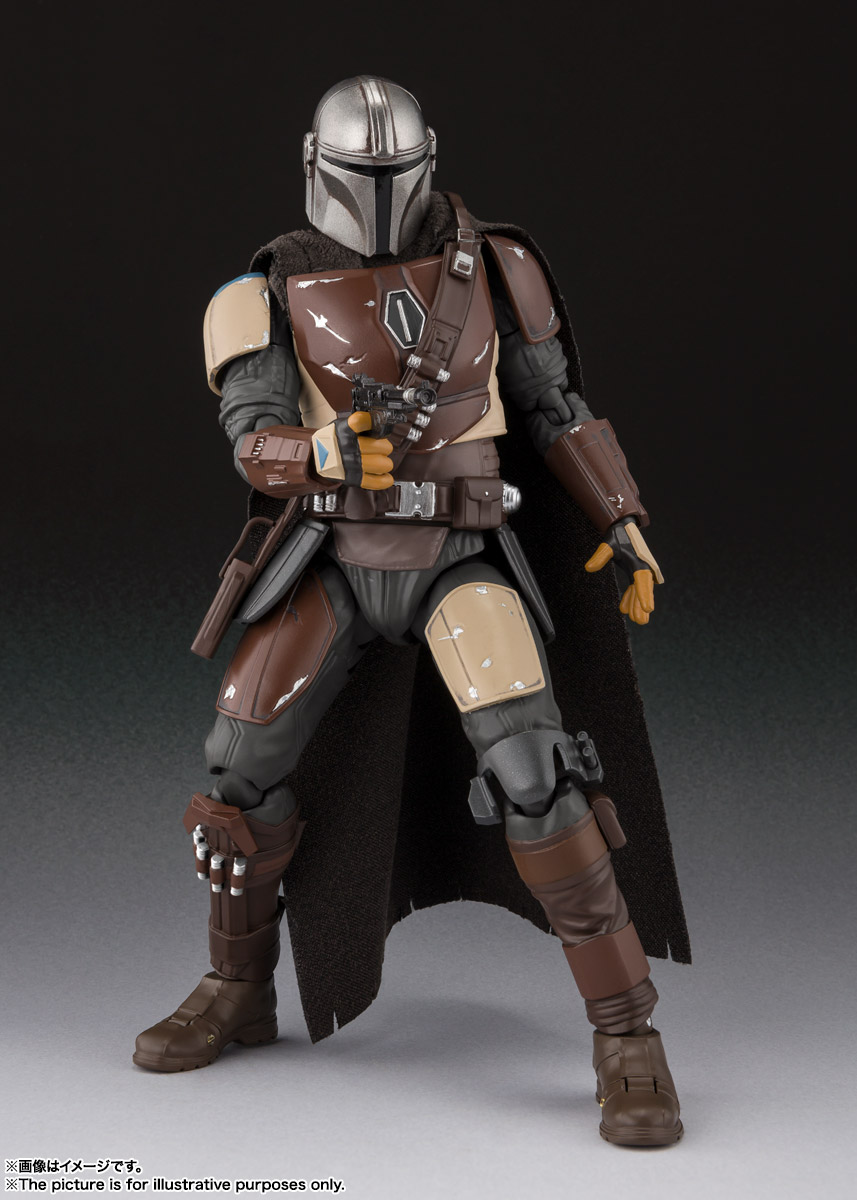 S.H.Figuarts ザ・マンダロリアン(STAR WARS: The Mandalorian) 08
