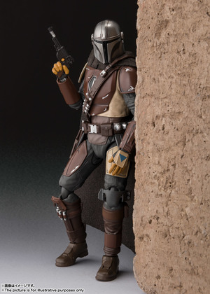 S.H.Figuarts ザ・マンダロリアン(STAR WARS: The Mandalorian) 09