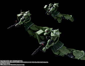 GUNDAM FIX FIGURATION METAL COMPOSITE MS-06C ザクII C型 09