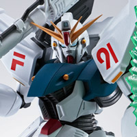 ROBOT魂 <SIDE MS> ガンダムF91 EVOLUTION-SPEC