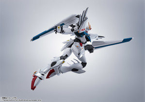 ROBOT魂 <SIDE MS> ガンダムF91 EVOLUTION-SPEC 05