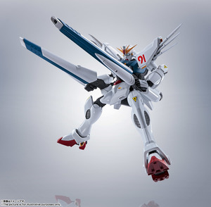 ROBOT魂 <SIDE MS> ガンダムF91 EVOLUTION-SPEC 06