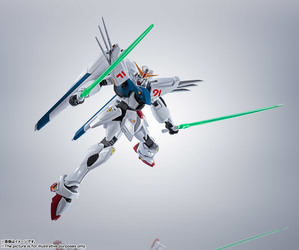 ROBOT魂 <SIDE MS> ガンダムF91 EVOLUTION-SPEC 07