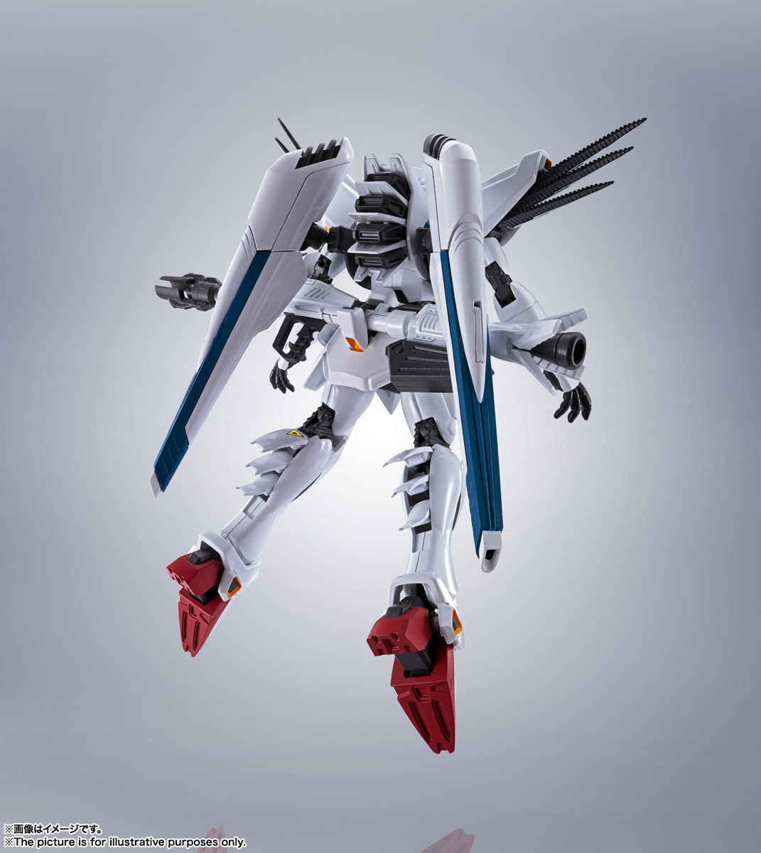 ROBOT魂 <SIDE MS> ガンダムF91 EVOLUTION-SPEC 11