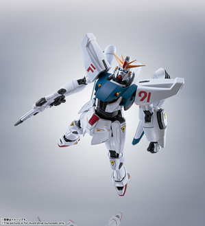 ROBOT魂 <SIDE MS> ガンダムF91 EVOLUTION-SPEC 12