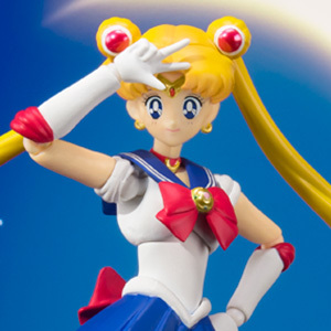 S.H.Figuarts|セーラームーン-Animation Color Edition-