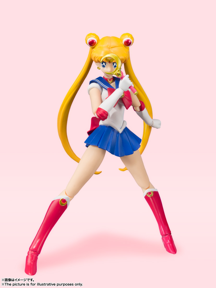 S.H.Figuarts セーラームーン-Animation Color Edition- 03