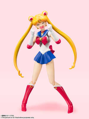 S.H.Figuarts セーラームーン-Animation Color Edition- 04