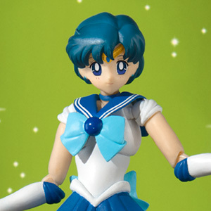 S.H.Figuarts|セーラーマーキュリー-Animation Color Edition-