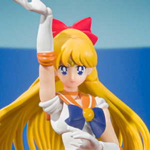 S.H.Figuarts|セーラーヴィーナス-Animation Color Edition-