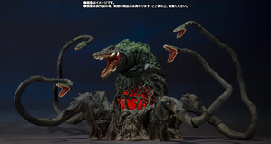 S.H.MonsterArts ビオランテ Special Color Ver. 02