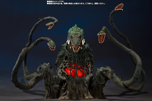 S.H.MonsterArts ビオランテ Special Color Ver. 03