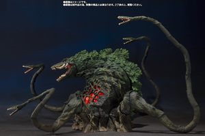 S.H.MonsterArts ビオランテ Special Color Ver. 04