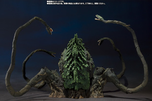 S.H.MonsterArts ビオランテ Special Color Ver. 05
