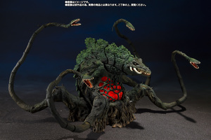 S.H.MonsterArts ビオランテ Special Color Ver. 06