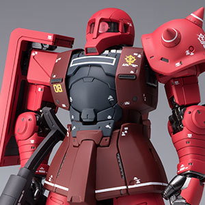 GUNDAM FIX FIGURATION METAL COMPOSITE MS-05S ザクⅠ(シャア専用機)