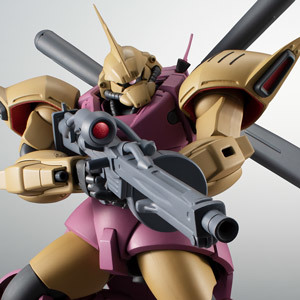 ROBOT魂 ver. A.N.I.M.E. <SIDE MS> MS-14Fs ゲルググM指揮官機(シーマ・ガラハウ機) ver. A.N.I.M.E.