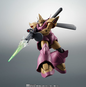 ROBOT魂 ver. A.N.I.M.E. <SIDE MS> MS-14Fs ゲルググM指揮官機(シーマ・ガラハウ機) ver. A.N.I.M.E. 06