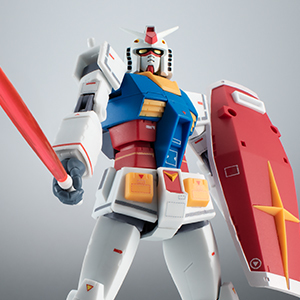 ROBOT魂 ver. A.N.I.M.E.  <SIDE MS> RX-78-2 ガンダム ver. A.N.I.M.E. ~リアルマーキング~【TNT限定品オンライン特別販売】