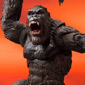 S.H.MonsterArts KONG from Movie 『GODZILLA VS. KONG』(2021)(仮)