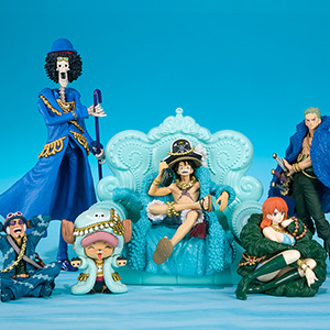 TAMASHII BOX ONE PIECE Vol.2