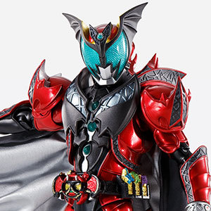 S.H.Figuarts(真骨彫製法) 仮面ライダーダークキバ