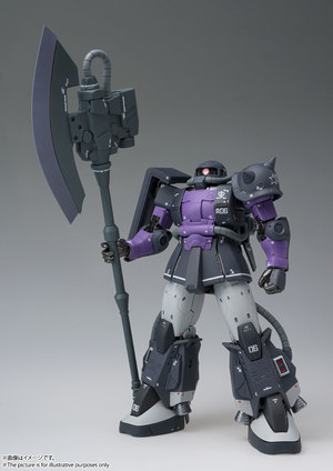 GUNDAM FIX FIGURATION METAL COMPOSITE MS-06R-1A 高機動型ザクⅡ 03