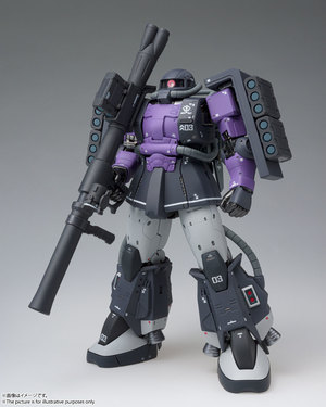 GUNDAM FIX FIGURATION METAL COMPOSITE MS-06R-1A 高機動型ザクⅡ 04