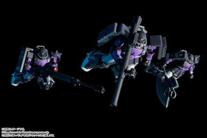 GUNDAM FIX FIGURATION METAL COMPOSITE MS-06R-1A 高機動型ザクⅡ 08