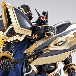 S.H.Figuarts アルファモン:王竜剣 -Premium Color Edition-