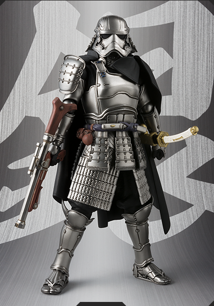 STAR WARS Movie Realization - ASHIGARU DAISHO CAPTAIN PHASMA Sw_mr_item02_img
